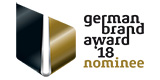 German Brand Award Nominee 2018