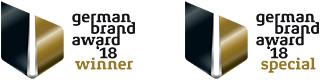 German Brand Award Nominee 2018