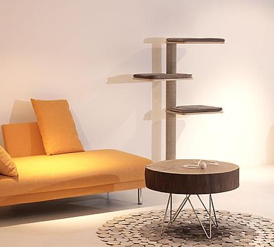 varianten kratzbaum coosi kratzb ume stylecats. Black Bedroom Furniture Sets. Home Design Ideas
