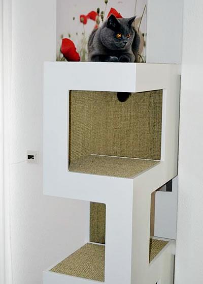 kratzbaum online shop kratzbaum empire anthrazit sisal anthrazit. Black Bedroom Furniture Sets. Home Design Ideas