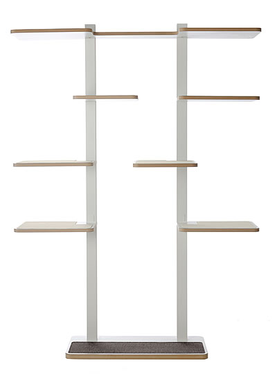 Cat Tree HOME 2, 8 platforms - Ansehen im Cat Tree-Online-Shop