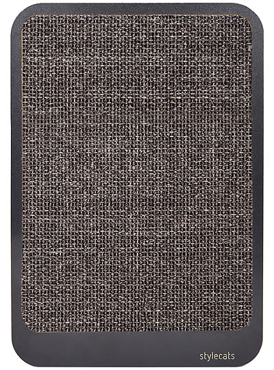 Scratching Board SCRATCHY, anthracite, Sisal anthracite - Ansehen im Cat Tree-Online-Shop