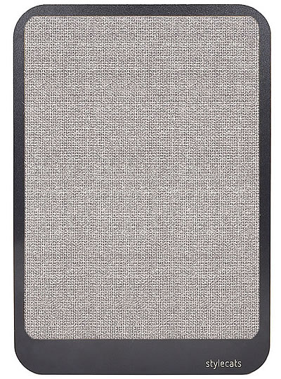 Scratching Board SCRATCHY, anthracite, Sisal light-grey - Ansehen im Cat Tree-Online-Shop