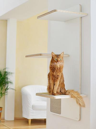 kratzbaum kratzwand relex kratzb ume stylecats design. Black Bedroom Furniture Sets. Home Design Ideas