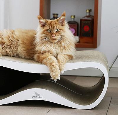 varianten katzenm bel wave kratzm bel stylecats. Black Bedroom Furniture Sets. Home Design Ideas