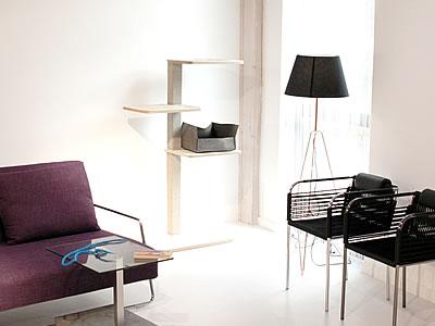 Media Bereich / Presse / stylecats Design Kratzbaum