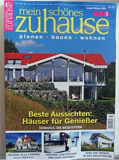 Mein Schönes Zuhause Zeitschrift presse stylecats design kratzbaum