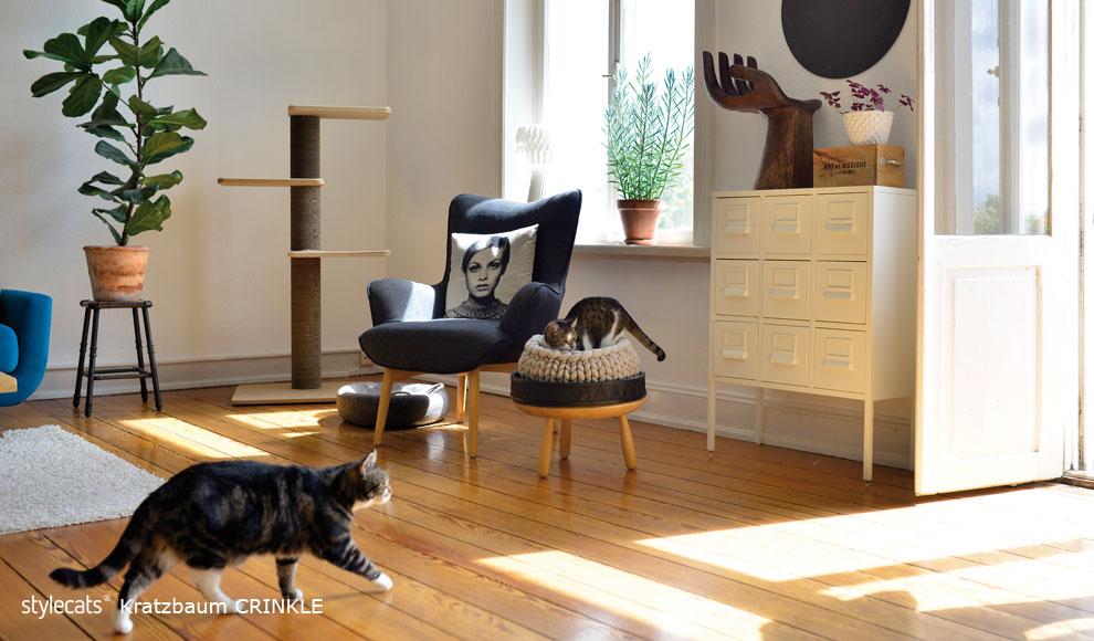 kratzbaum design design kratzbaum design vesper in hamburg design kratzbaum stylecats design. Black Bedroom Furniture Sets. Home Design Ideas